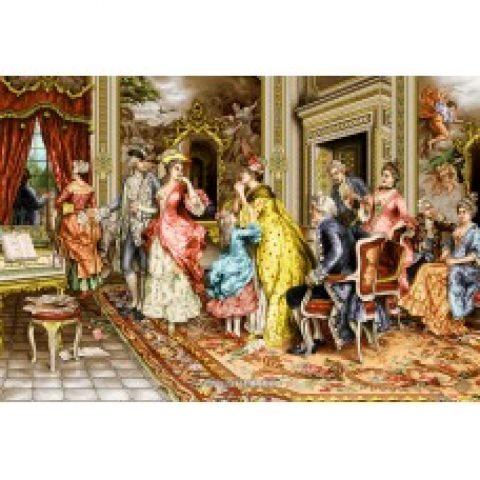 بافت فرش دستباف ایرانی در خانه