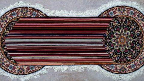 آدرس آموزشگاه های قالی بافی و تابلو فرش تهران در کلاس آموزش تابلو فرش قالی بافی در تهران