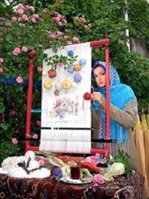 آموزش هنر قالیبافی در تهران