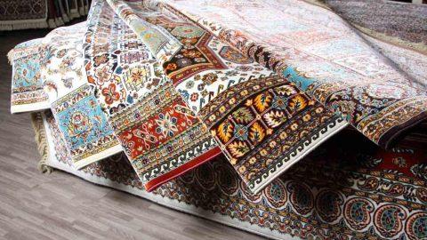 فرش ایرانی، زندگی و رنگ