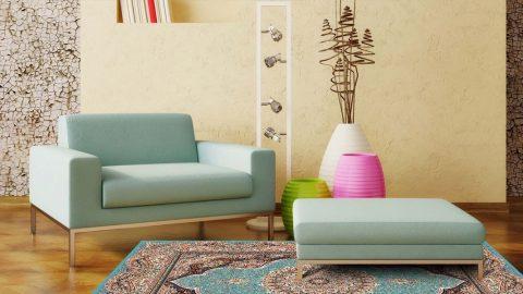 چند توصیه برای انتخاب هماهنگ فرش با دکوراسیون