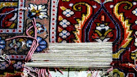 نکتههایی مهم در نگهداری فرش دستباف
