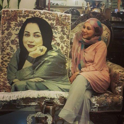 فرش و تابلو فرش دستباف نماد ملت ایران