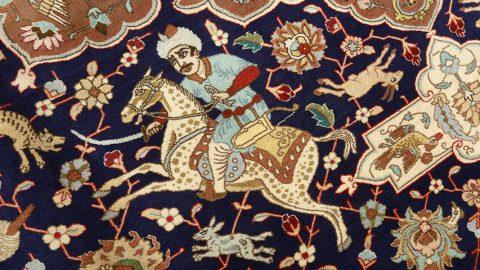 تاریخ فرش ایران