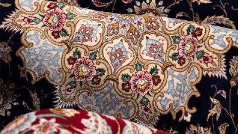 رنگبرداری فرشهای دستبافت